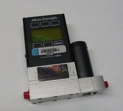 Alicat Scientific Mass Flow Meter Controller LC-20CCM-D/5V, Current Calibration!