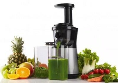Slow Masticating Juicer Electric Vegetable Juice Extractor SSJ 150 A1