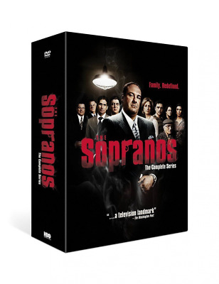 The Sopranos - The Complete Series [DVD] [2007]