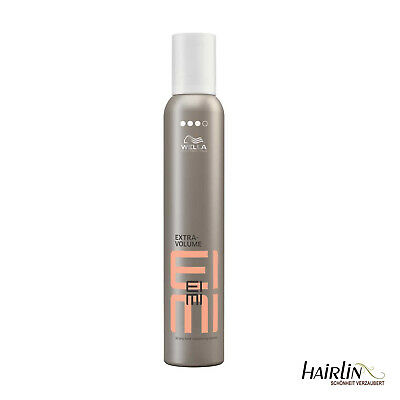 Wella EIMI Extra Volume Styling Mousse strong hold Schaum 300 ml