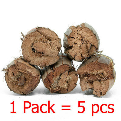 Orchids Bark Coconut Coir Husk Fiber Chips Flowers Hydrated Magic Growing