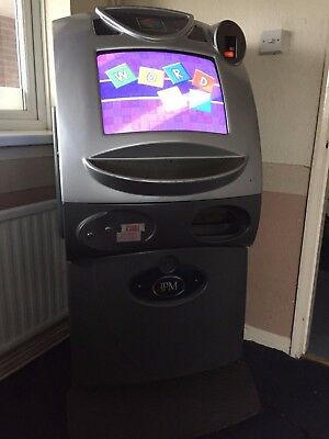 JPM Gamebox - Quiz Machine SWP - Fully Working - Excellent - Takes New £1 Coin