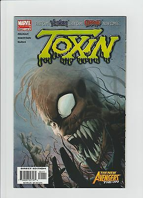 Toxin #1 (Jun 2005, Marvel) NM- (9.2)
