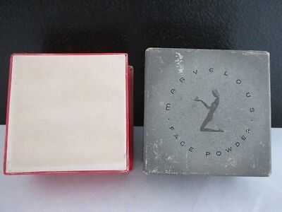 "Vintage RICHARD HUDNUT ""Marvelous"" Face Powder Box Unopened Ref: 1937"