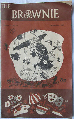 The Brownie Magazine vol 11 no 41. (Paperback, October 1972)