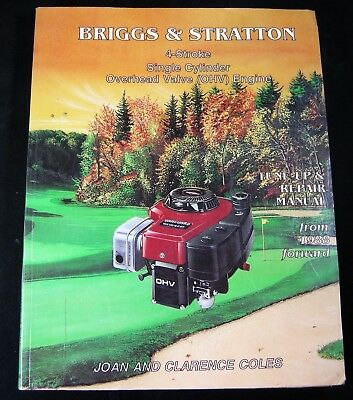 Briggs stratton l head single cylinder engine service shop briggs stratton 4 stroke single cylinder ohv engine service repair manual book fandeluxe Image collections