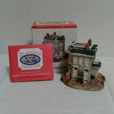 The Americana Collection AH33 Daily News Office & Plant 1993