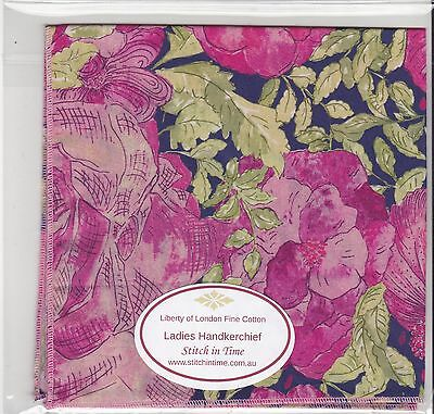 Ladies Handkerchief in Liberty Cotton