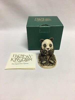 Harmony Kingdom Bamboozled TJPA Mint w/ Box