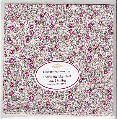 Ladies Handkerchief in Liberty Cotton.