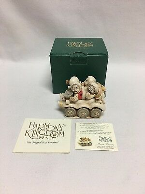 Harmony Kingdom Moon Rovers RWFAB2 Mint w/ Box