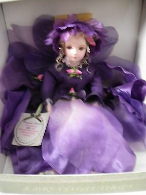 New Fairyland Fantasies Porcelain Doll Limited Edition Susan #0567
