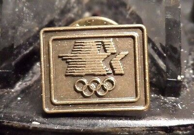 Preowned Olympic Symbol Pin (61016)