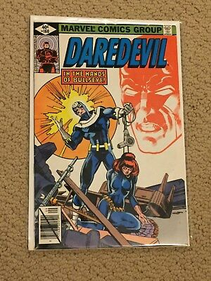Daredevil 160 VF SS Signed by Frank Miller (Wow!!)