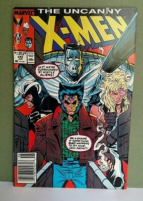 The Uncanny X-Men! Issue #245  8.0