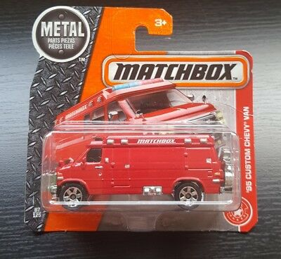 matchbox volkswagen transporter cab mit ladung 95 125 1 64. Black Bedroom Furniture Sets. Home Design Ideas