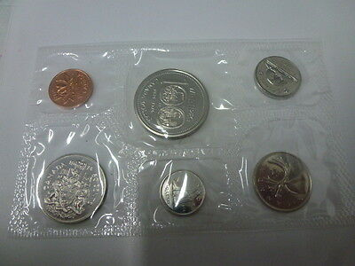 1974 Canada Mint 6 Coin Set