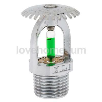 Quick Response Solid Brass Upright Sprinkler Head Fire Protection Kits
