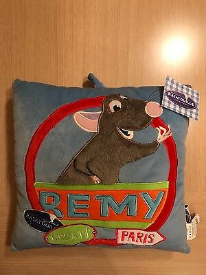 Cojín Remy Ratatouille Cushion Disney Pixar