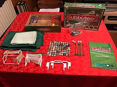 Subbuteo Derby Edition Con 100 Giocatori