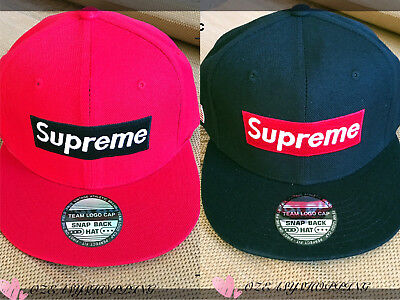 New  Supreme Snapback Adjustable Caps