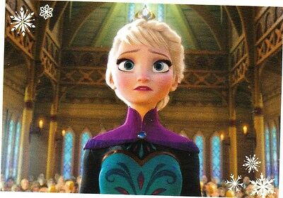 2014 Panini Disney Frozen Enchanted Moments #47 Album Sticker Only 99 Cents