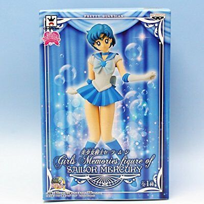 Sailor Moon Girls Memories figure of SAILOR MERCURY figure Banpresto