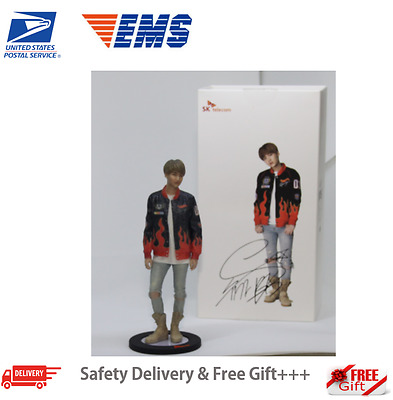 BTS Bangtan Boys Suga Figure 15cm SKT Official Limited Edition Korea KPOP