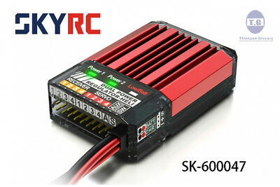 SKYRC Dual power voltage linear regulator for extreme 3D flying & F3C SK-600047