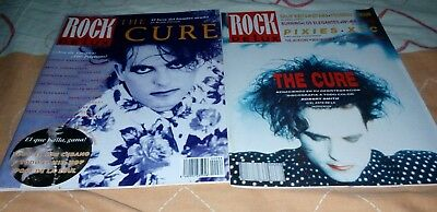 2x1 revistas mag 1989 rare NEW magazines The Cure Pixies xtc Prince Nitzer Ebb