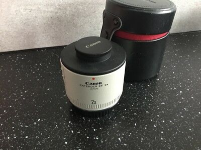 Canon 2x extender L for 70-200 f2.8 L zoom