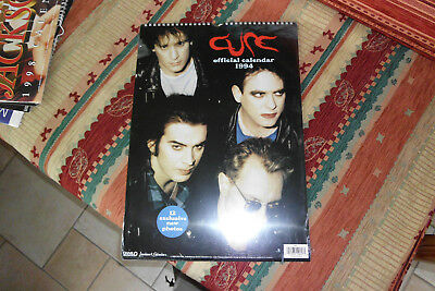 The Cure Kalender 1994,ovp in Folie, 42 x 30 cm Posterkalender