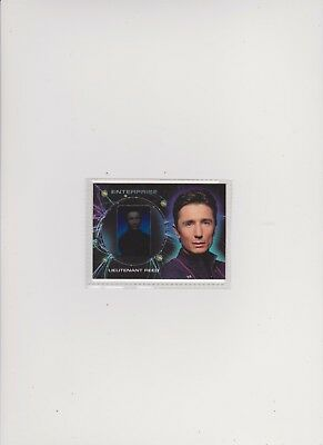 Enterprise Season 2 Gallery Card G4 Dominic Keating As Lt. Malcolm Reed