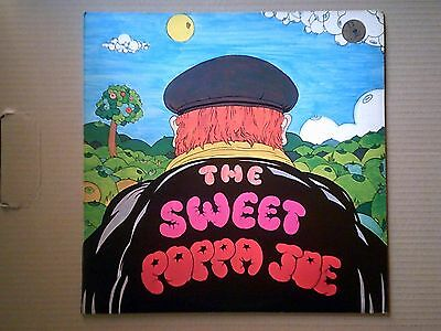 LP SWEET - POPPA JOE 1972 Ex+/Ex+