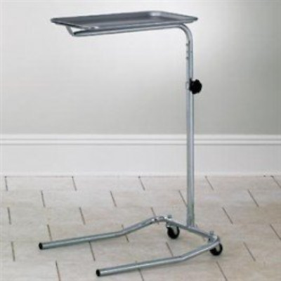 Grafco GF1843 Mayo Instrument Stand with Removable Tray