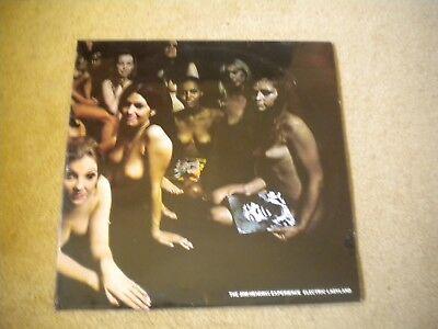 The Jimi Hendrix Experience ‎– Electric Ladyland LP .