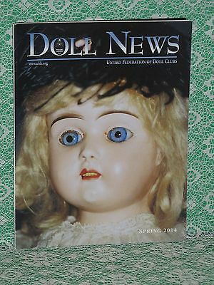 UFDC Doll News Spring 2004 New Condition!