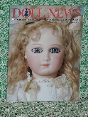 UFDC Doll News Winter 2014