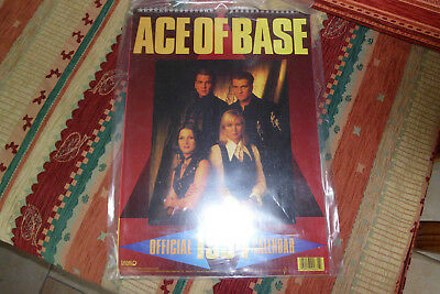 ACE OF BASE,ohne Folie, 42 x 30 cm Posterkalender 1994