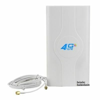 LTE Antenne MIMO Huawei E3372 CRC9 CRC 9 3G 4G Richtantenne