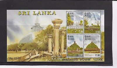 Sri Lanka     Mini-Sheet .unmounted Mint