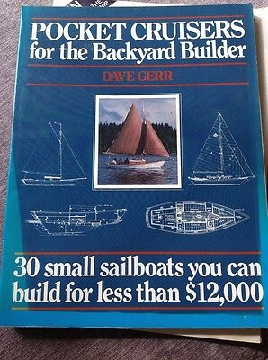 Boat Plans, Pocket Cruisers For The Backyard Builder, Dave Gerr