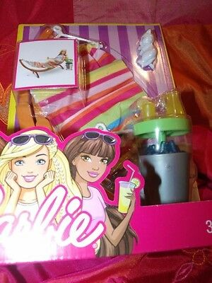 New Barbie Play House Outstanding Rainbow Doll Hammock Play Set So Awesome Mint