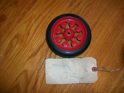Shindaiwa Guide wheel  72950-16320 for  LE250 Edger-NOS-OEM