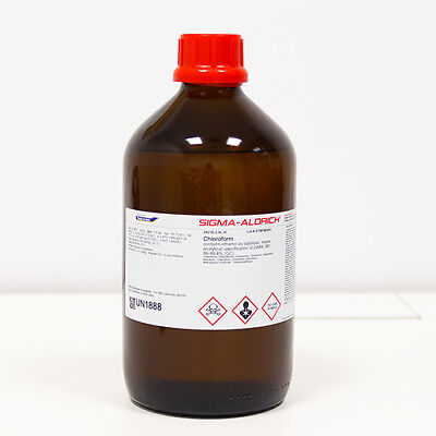 99% pure chloroform for analysis/synthesis - 100 mL