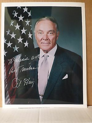 ALEXANDER HAIG Secretary State  AUTOGRAPH SIGNED PHOTO