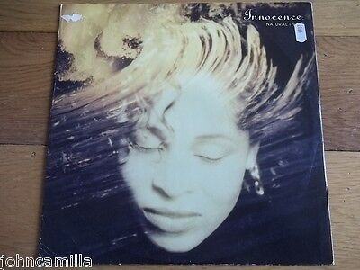 """Innocence - Natural Thing - 12"""" Record / Vinyl - Cooltempo - Coolx 201"""