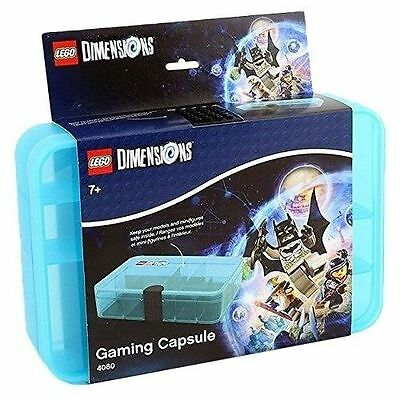 LEGO Dimensions Gaming Capsule Storage Case 4080 NEW