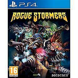 Namco Ps4 Rogue Stormers
