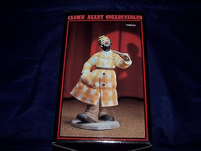 """""""hobo"""" Clown From The Circus World Museum Collection"""